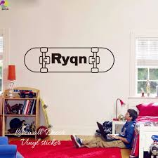 Wall Decal For Living Room Compare Prices On Skateboard Bedroom Online Shopping Buy Low