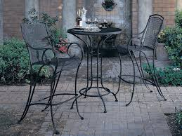 Iron Wrought Patio Furniture by Iron Patio Furniture Home Design By Fuller