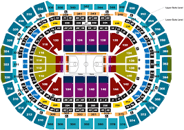 Pepsi Center Floor Plan | pepsi center seating chart avalanche nuggets concerts tickpick