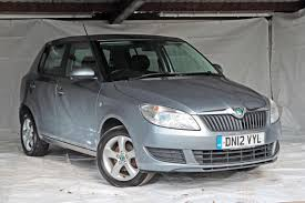 used skoda fabia review auto express