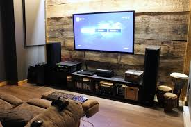home theater battlestation men cave game rooms and room