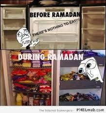 Funny Ramadan Memes - 11 before ramadan versus during ramadan meme pmslweb