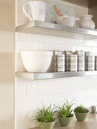 Open Metal Shelving Kitchen by Best 25 Stainless Steel Shelving Ideas On Pinterest Stainless