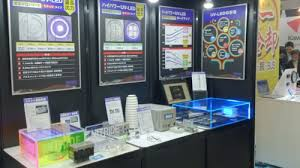 led oled lighting technology expo ns news event nitride semiconductors co ltd