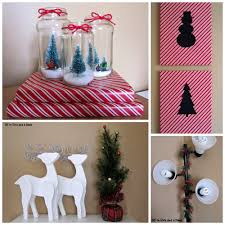 diy holiday and christmas decorations