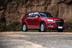 red velvet car 2016 holden captiva diesel review video performancedrive