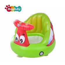 siege enfant gonflable mode de bain siège bébé à manger fauteuil chaise bébé canapé