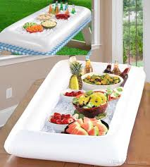 drink table bar 2018 inflatable salad serving bar cooler buffet salad picnic ice
