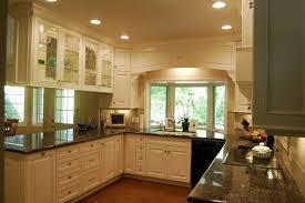 Kitchen Peninsula Cabinets Of Glass Cabinets Over Kitchen Peninsula Cabinets Above Peninsula