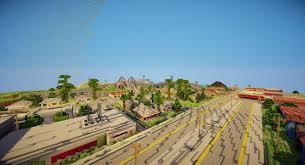San Andreas Map The Survival Games San Andreas Minecraft U003e Maps U003e Survival