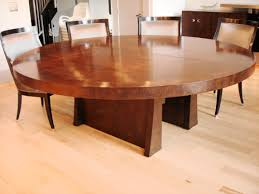 square to round dining table 10 person dining table round table that expands to seat 12 round