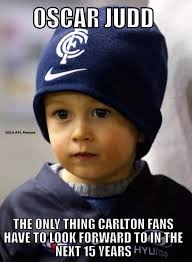 Carlton Meme - afl memes on twitter big things happening at carltonfc for the