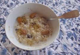 comment cuisiner le d avoine petit déjeuner énergétique aux flocons d avoine clem s cooking