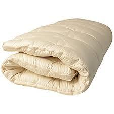 amazon com bio sleep concept organic wool 3 inch queen size