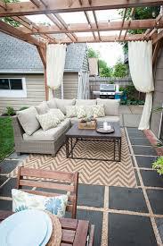 patio ideas on a budget best 25 large backyard ideas on pinterest garden ideas for