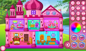 Barbie Home Decoration Doll House Decoration Game Android Apps On Google Play