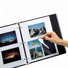 mount photo album redi mount photo mounting sheets 50 bx 85050 c line products