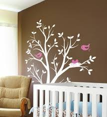 Brown Tree Wall Decal Nursery Tree Wall Decal Nursery Design Idea And Decorations Family