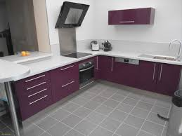 meuble de cuisine aubergine charmant meuble cuisine aubergine photos de conception de cuisine