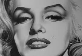 marilyn monroe drawing by timeless faces on deviantart