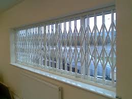 home window security bars folding concertina security grilles for home u0026 business window