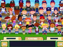 Play Backyard Baseball 2003 Now That Carlos Beltran Retired That Means The Whole 2001 Backyard