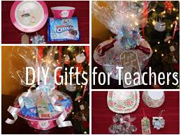 Homemade Christmas Gifts by Diy Christmas Gifts For Teachers Budget Friendly Youtube