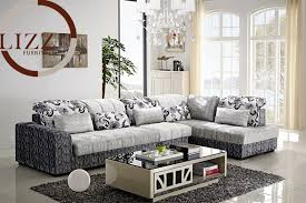 Fabric Sofa Sets by Online Shop Dubai Home Furniture Fabric Sofa Set B1036