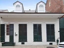 Map Of The French Quarter In New Orleans by The 10 Oldest Homes For Sale In New Orleans