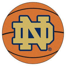 university of notre dame round area rugs rugs the home depot