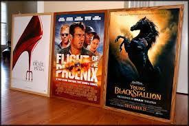 lighted movie poster frame movies poster frames cinema movie poster frames cinema movie