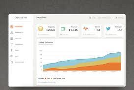 paper dashboard at bootstrapzero