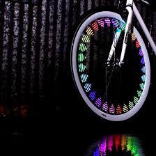 Light Bicycle Monkeylectric M210 Light Bike Spoke Lights Bicycle Wheel Light