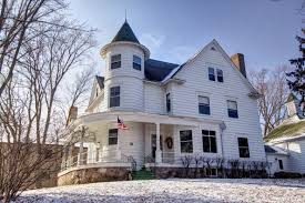 the julius f young house in owatonna historic homes of minnesota