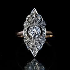 art deco jewelry 1910s 1930s antique jewelry vintage rings