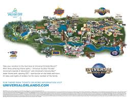 Universal Islands Of Adventure Map Universal Education Universalegitim Twitter