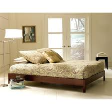 California King Size Bed Frames by White Cal King Bed Frame Metal Low Profile Platform Full Size Bed