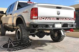 dodge ram custom rear bumper dodge ram 2500 3500 hd dimple r rear bumper