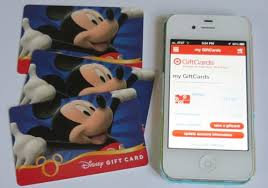 vacation gift cards i turn my target gift cards into disney gift cards for our