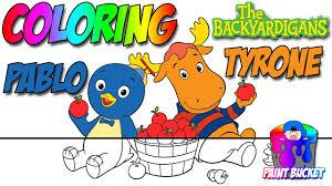 the backyardigans coloring book nickelodeon nick jr coloring