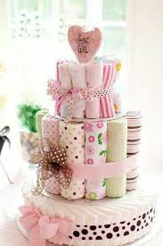diper cake diy cloth cake eco friendly and makes the gift