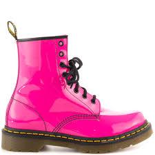 dr martens womens boots australia 1460 w pink pat lthr dr martens 129 99 free shipping