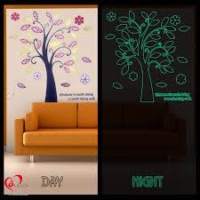 glow in the dark wall decor shenra com glow in the dark wall decor stickers art craft online store