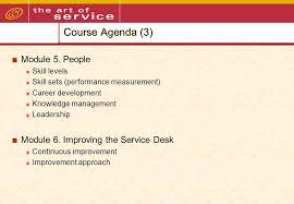 Service Desk Courses Call Centre Help U0026 Service Desk Management An Overview Of Current