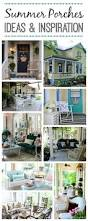 farmhouse porches summer porch inspiration town u0026 country living