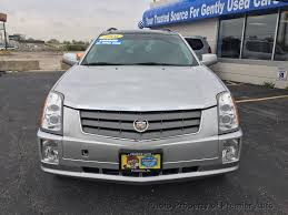 2005 used cadillac srx 4dr v6 suv at premier auto serving palatine