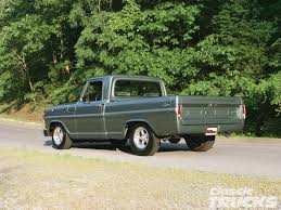 Classic Ford Truck Used Parts - 1972 ford f 100 rod network