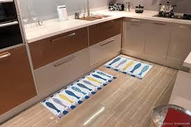 Fish Bath Rug Fish Bath Mat Washable Kitchen Floor Rug Non Slip Runner Bath Mat