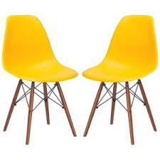 Mid Century Modern Plastic Chairs Mid Century Modern Dining Chairs Hayneedle