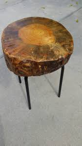 coffee table tree trunk coffee table furniture appealing